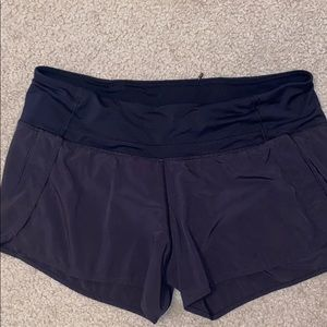 Lulu Lemon Swifty Shorts